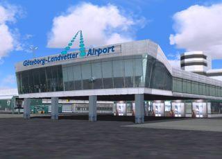 flygplats malmö sturup